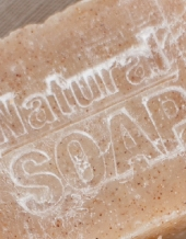 "Штамп ""Natural Soap"" 2"