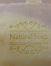 "Штамп ""Natural Soap"""